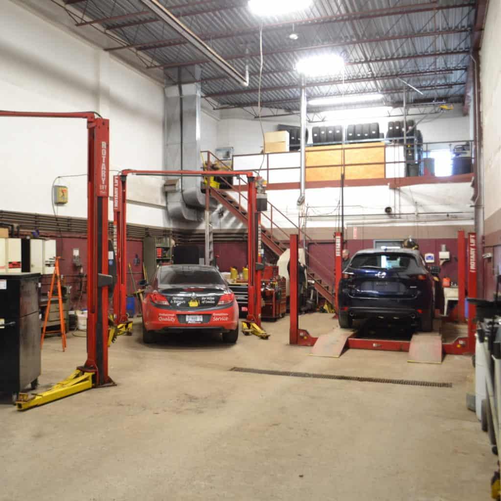 auto shop barrie