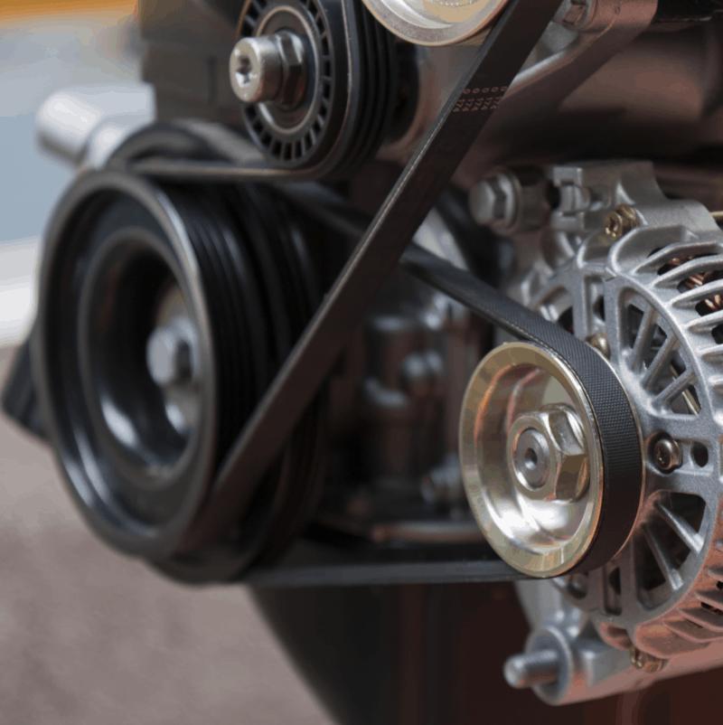 belts and hoses repair