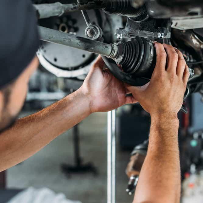 car joint repair