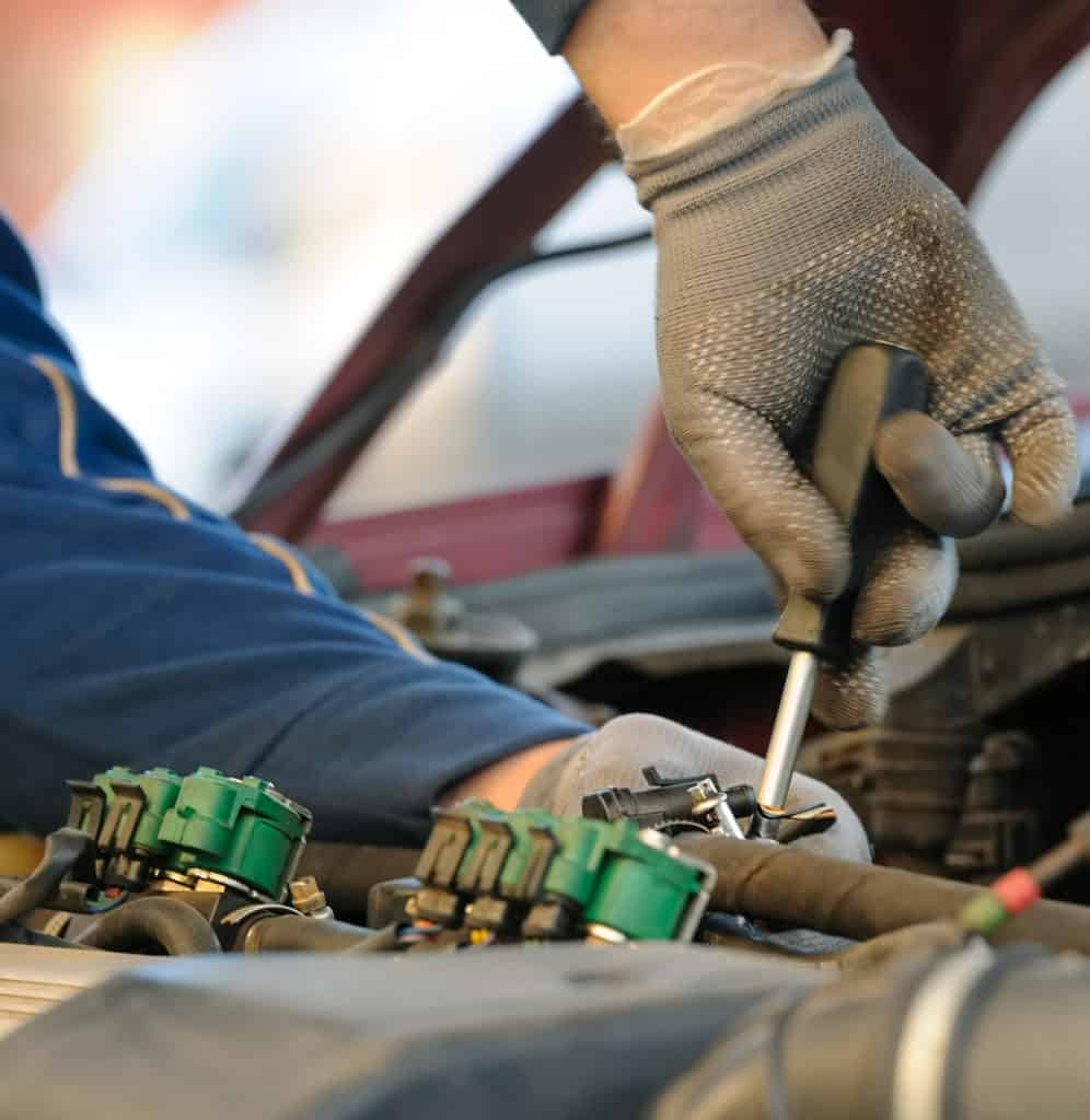 fuel injection cleaner service