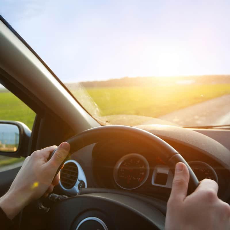 overdrive transmission safe driving