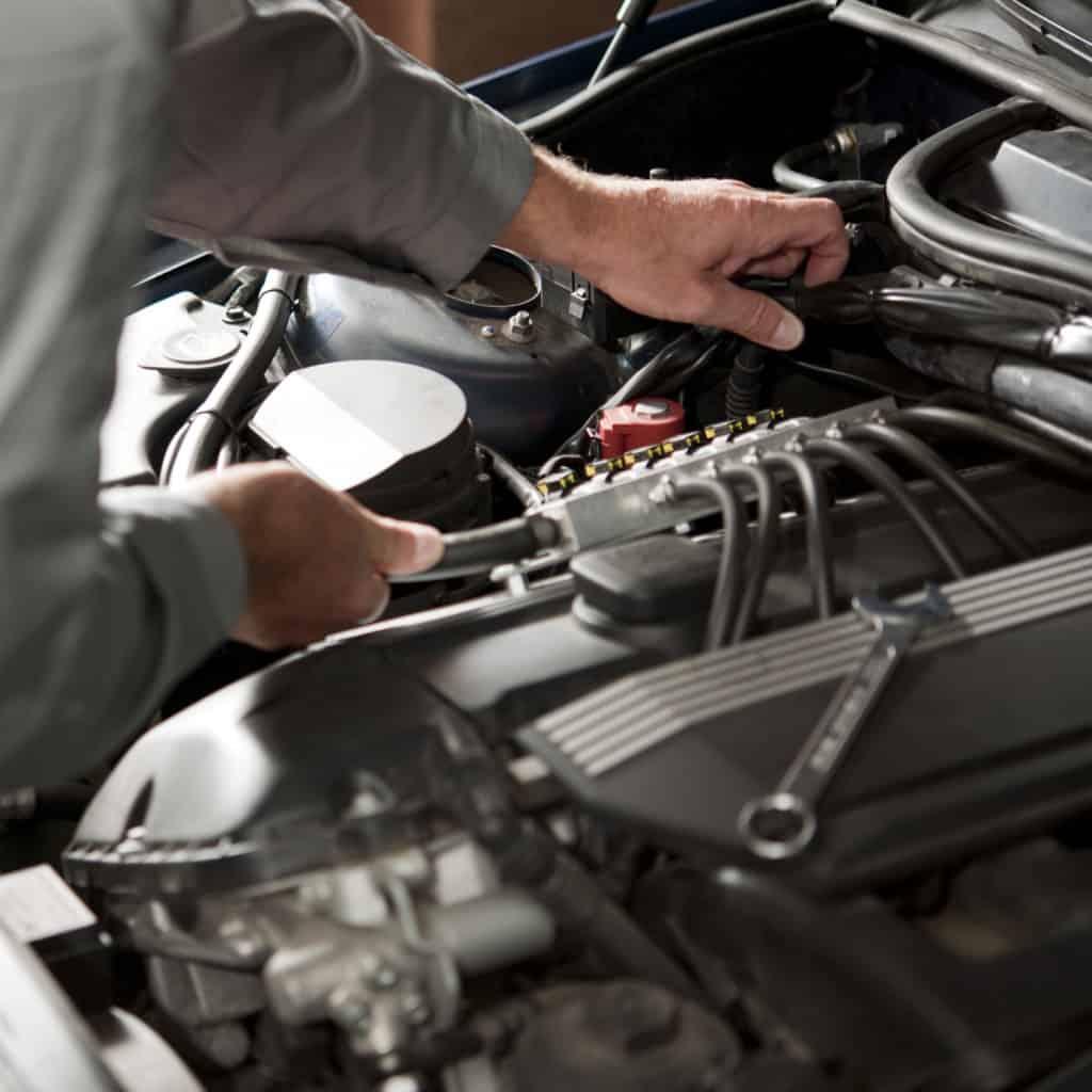 car engine tune up