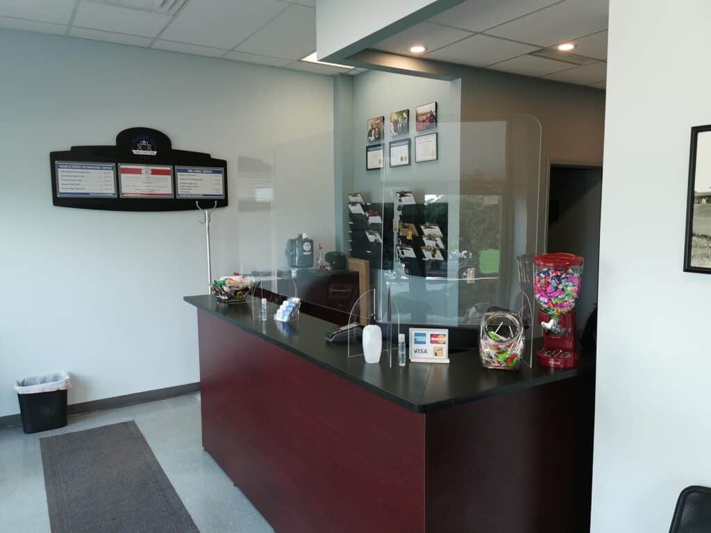 Maidens auto shop Barrie